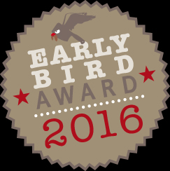EARLY BIRD Button